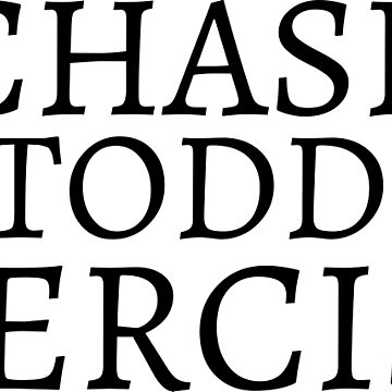 Is Chasing my Toddler Exercise? - Black Text by CrazyShirtLady