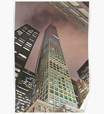 432 Park Avenue New York City Poster
