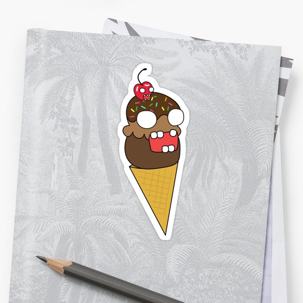 zombie ice cream by shortstack