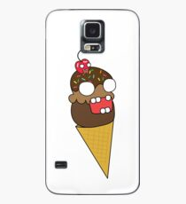 zombie ice cream Case/Skin for Samsung Galaxy