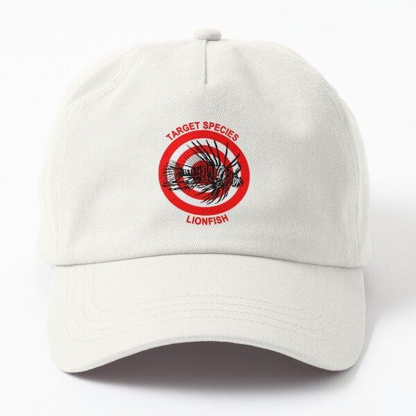 Target Species Lionfish Dad Hat