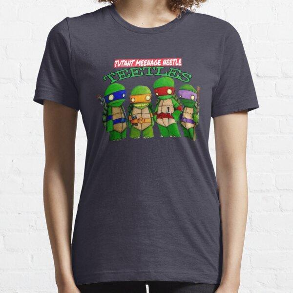 TUTANT MEENAGE NEETLE TEETLES Essential T-Shirt