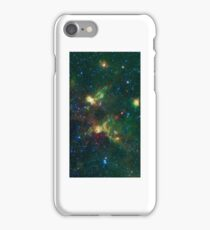 Enterprise Nebulae Without Lines iPhone Case/Skin