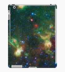 Enterprise Nebulae Without Lines iPad Case/Skin