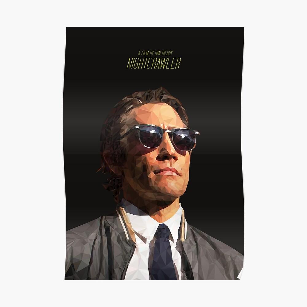 Nightcrawler | cartel de la película alternativa Póster