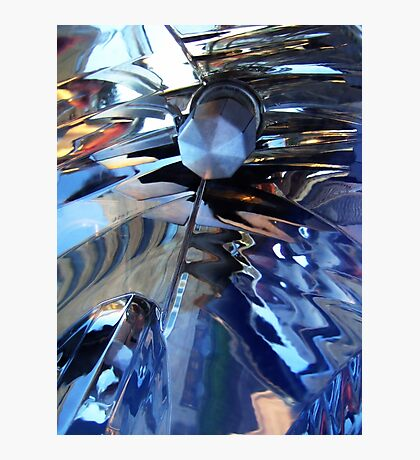 Car light. ll Photographic Print