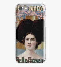 Performing Arts Posters Waites Comedy Co 0482 iPhone Case/Skin