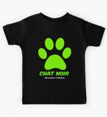 Miraculous Chat Noir Kids Tee