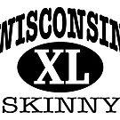 Wisconsin Skinny XL Athletic by wisconsinskinny