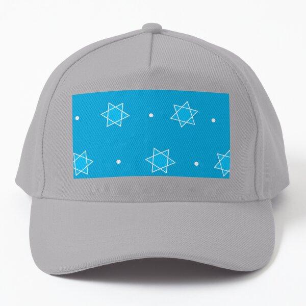 star pattern Baseball Cap