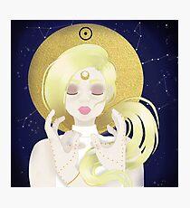 Blond Sun  Photographic Print