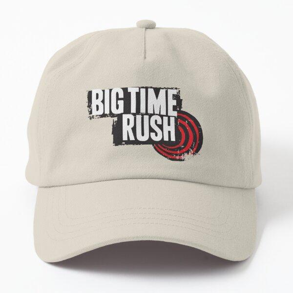 BTR Big Time Rush Band Dad Hat
