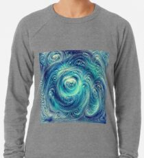 Cyclone #DeepDream Lightweight Sweatshirt