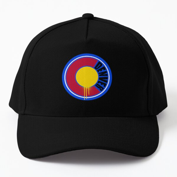 That Denver Colorado Drip Baseball Cap
