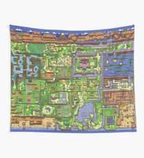 Koholint Island Map Wall Tapestry