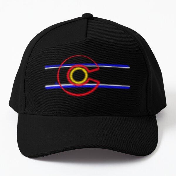 Colorado Neon 1 Baseball Cap