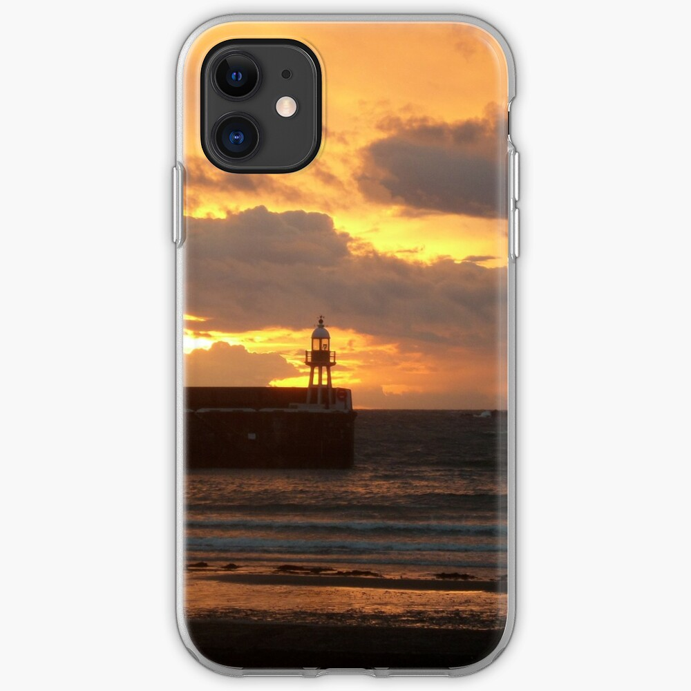 Port Erin Sunset iPhone Case & Cover