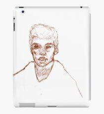 James Kirk iPad Case/Skin