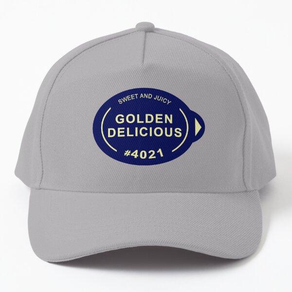 Golden Delicious Apple Baseball Cap