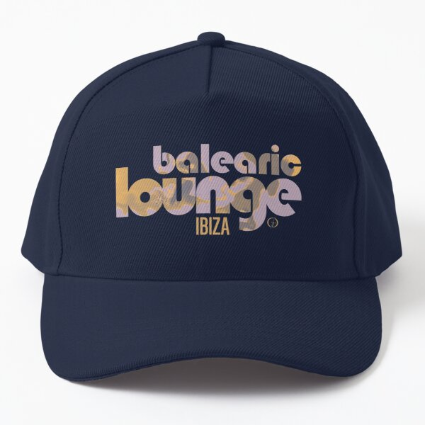 Chromatic Balearic Lounge Ibiza Baseball Cap