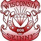 Wisconsin Skinny Shield by wisconsinskinny