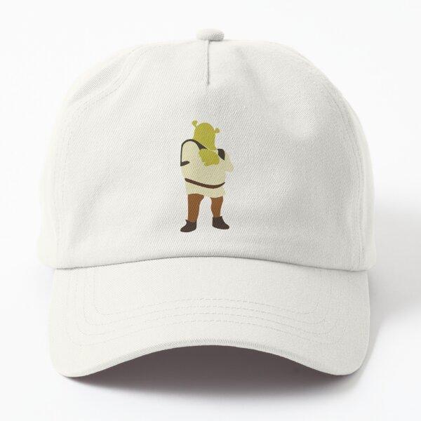 Minimalist Shrek Dad Hat