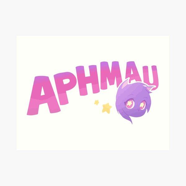 Aphmau Logo Art Print