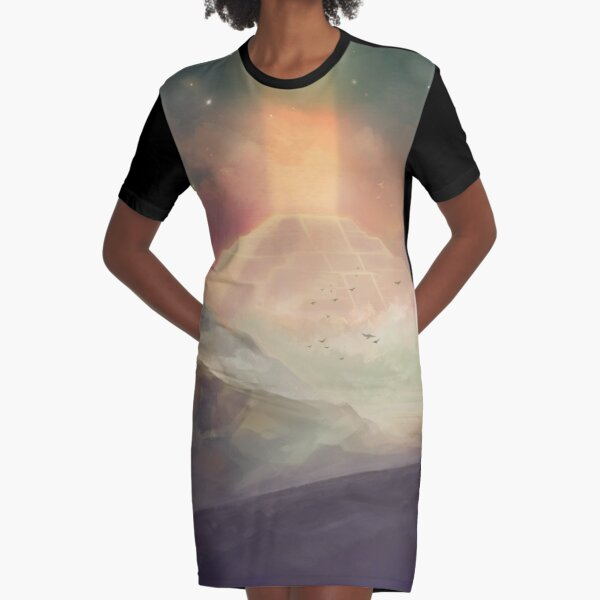 We heard you coming Graphic T-Shirt Dress