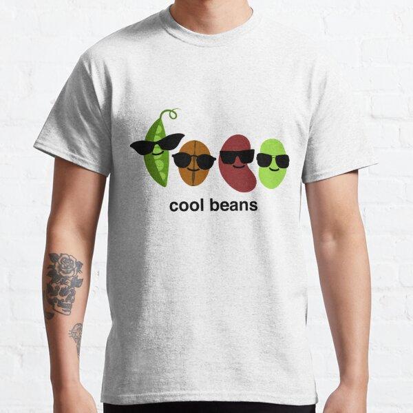 Coole Bohnen - Bohnen mit Sonnenbrille Classic T-Shirt