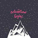 The Adventure begins! Be Wild! by J. Reshetnikov