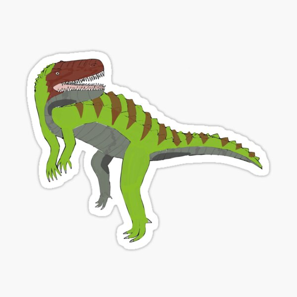 Postosuchus Sticker