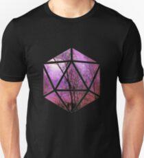 Purple trees d20 T-Shirt