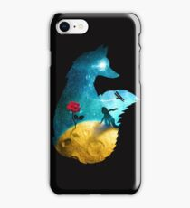 The Most Beautiful Thing (dark version) iPhone Case/Skin