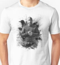 Ragnar Lothbrok b&w Unisex T-Shirt