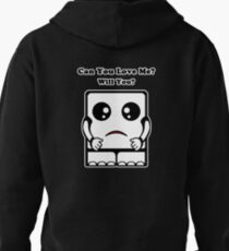 Can You Love Me? Will You? Pullover Hoodie