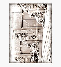 Greek Architecture in Denver Photographic Print