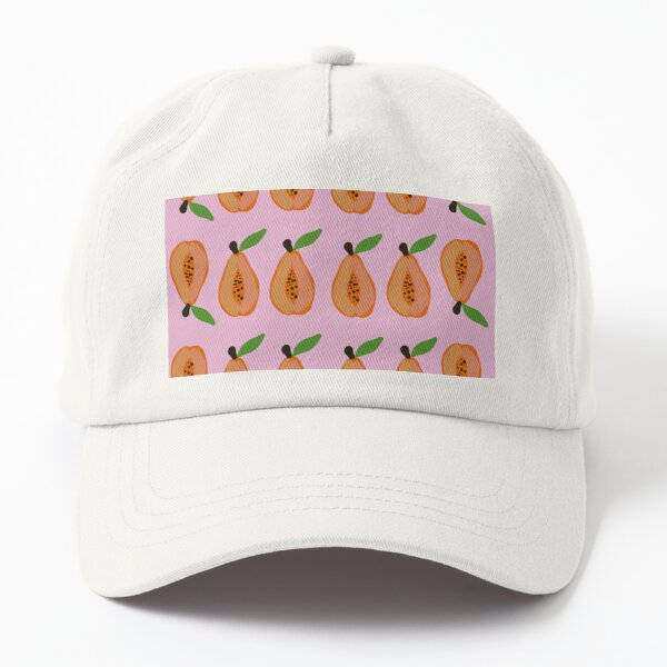 Peaches Dad Hat