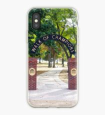 Walk of Champions iPhone Case