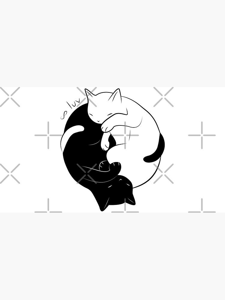 Eternal Cat Love by runcatrun