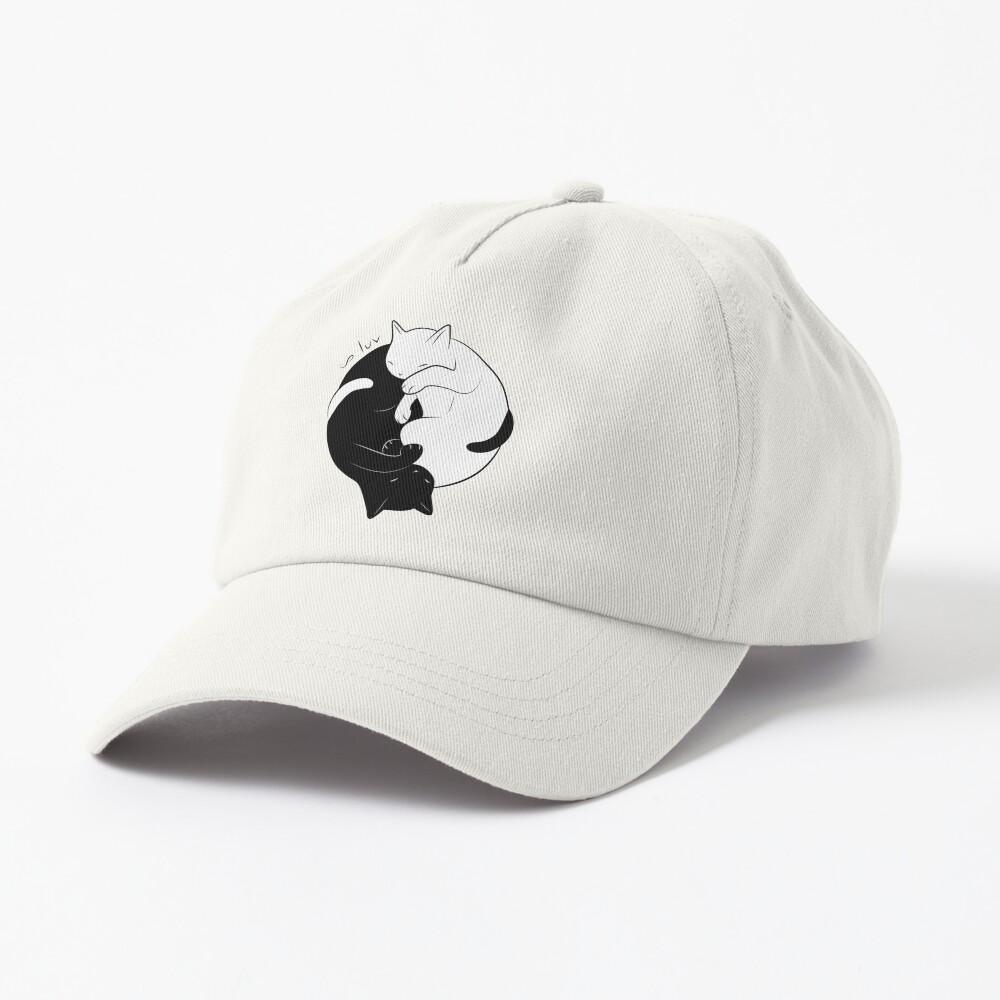 Eternal Cat Love Cap