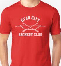 Star City Archery Club – Green Arrow, CW T-Shirt