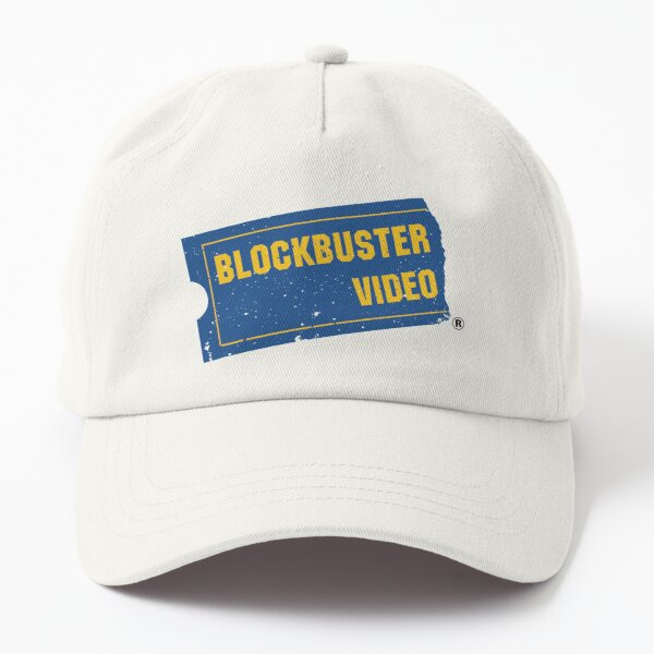 Blockbuster Video Dad Hat