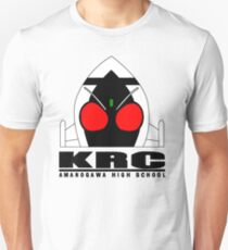 Kamen Rider Club Unisex T-Shirt
