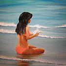 BEACH GIRL by Matthew Campbell