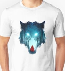 Big Bad Wolf (dark version) T-Shirt