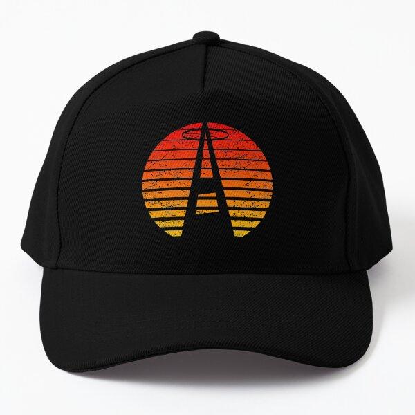 Sunset over the Halo Baseball Cap