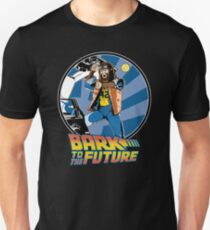 Bark to the Future Unisex T-Shirt