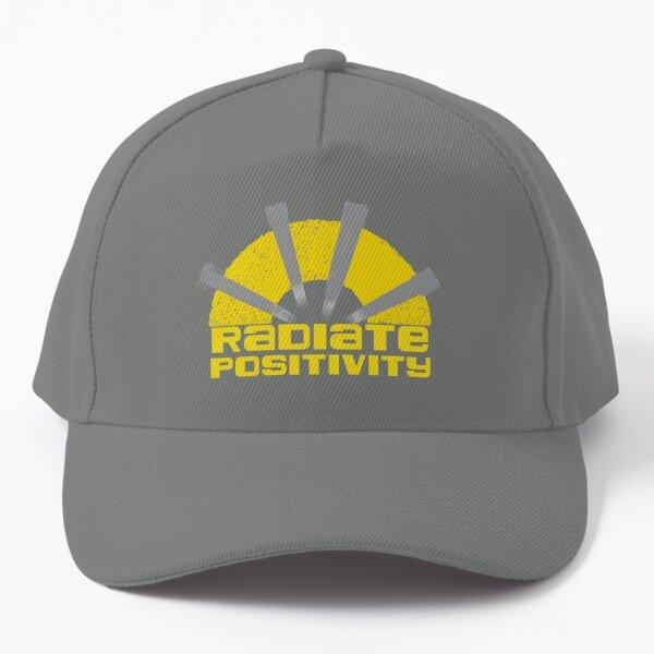 Radiate Positivity  Baseball Cap