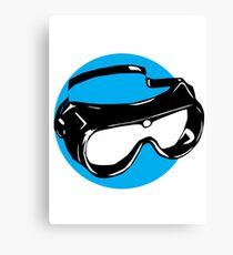 Goggles Canvas Print