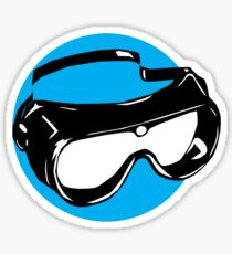 Goggles Sticker